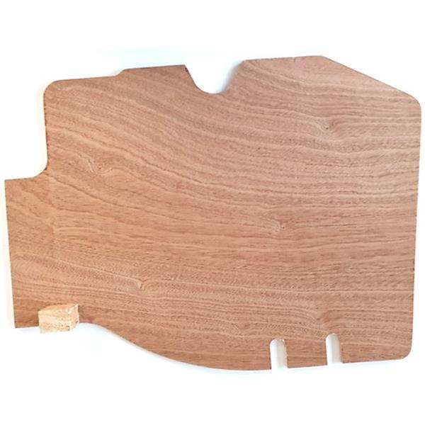 Boden-/ Fußbrett Holz für 911 Targa rechts Bj. 68 - 83