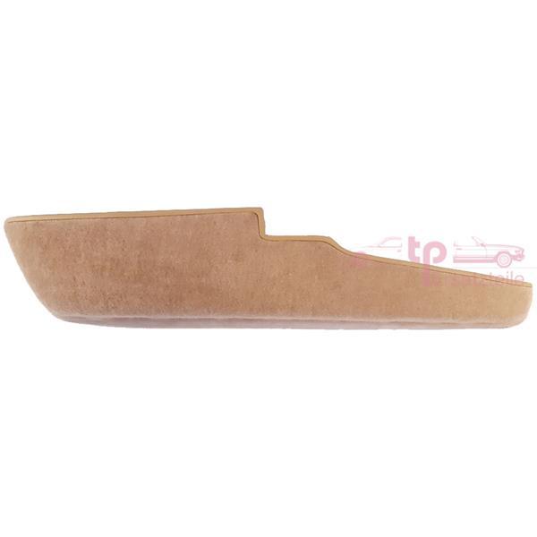 Türtasche links mit Teppich beige 911 Bj. 77 - 93