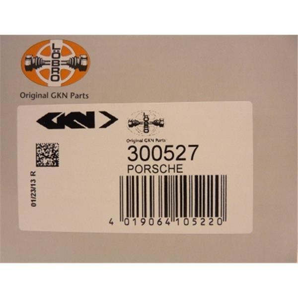 axle boot set GKN 911 yr mfc 85-89 + 928/964/993