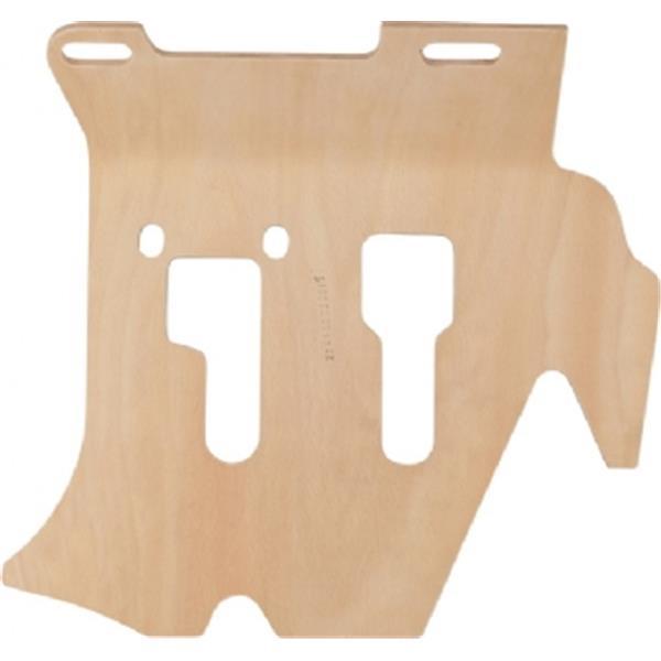 Boden-/Fußbrett Holz für Coupe links Bj. 74 - 89