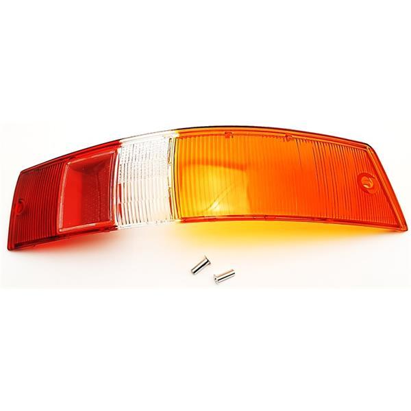 Heckleuchtenglas rechts EU Version ohne Rand 911 Bj. 65 - 68 (Beleuchtung)