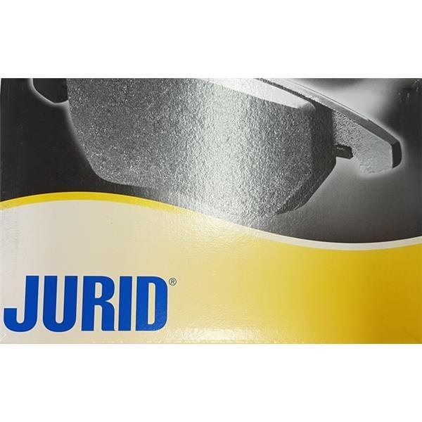 Bremsbelag JURID 911 Bj 65 - 69 vorne M-Sattel / Bj. 65 - 83 hinten