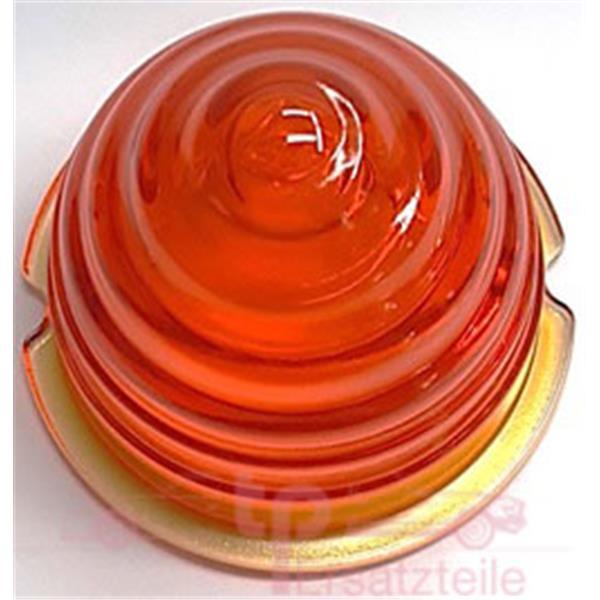 Blinkerglas SWF 59 x 43 orange vorne 300 SL, W198