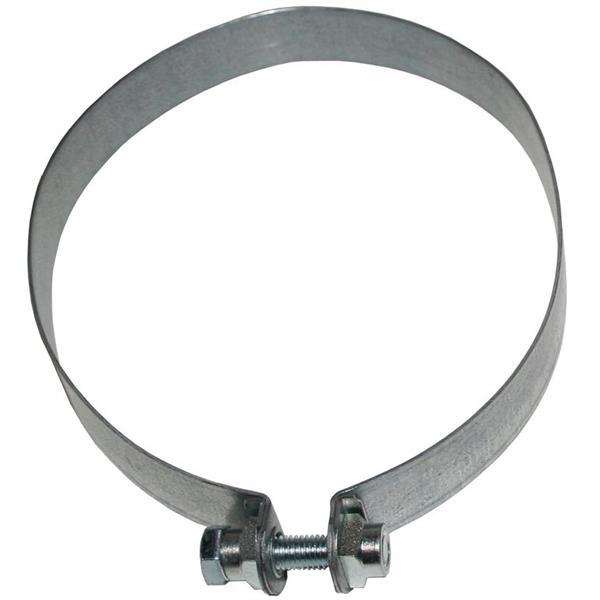Spannband für Endtopf rechts 911 3,2 Bj. 84-89 Länge 60 cm mit Bolzen