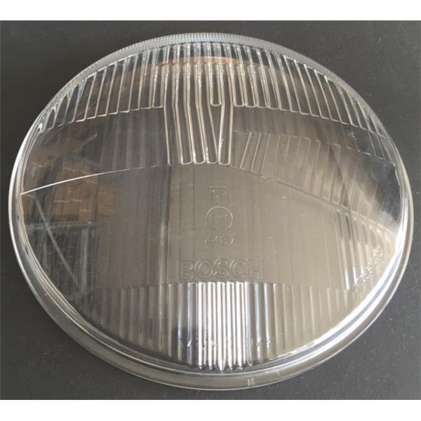 Bosch-Scheinwerferglas E1 4487 asymmetrisch 911 Bj. 65 - 69 (Beleuchtung)