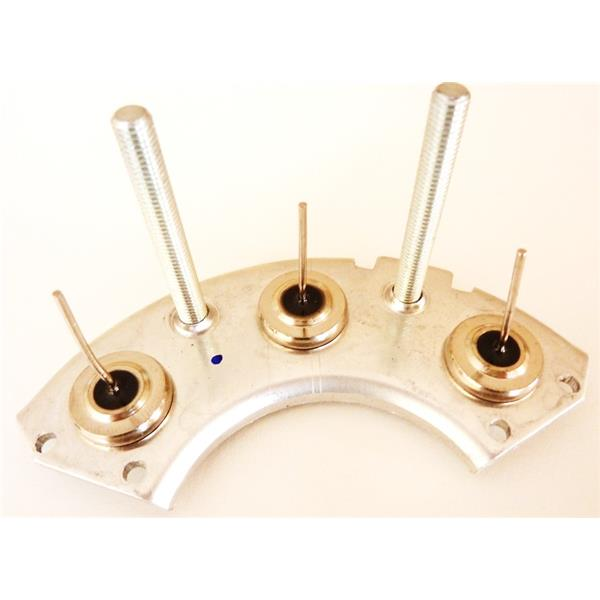 Halter / Gleichrichtersatz für Lima Valeo 911 Bj. 65 - 77 + alle 912