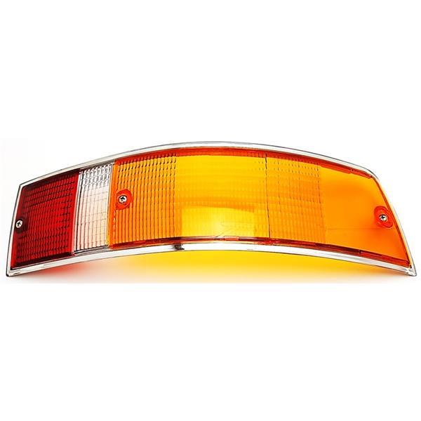 Heckleuchtenglas rechts EU Version Rand silber 911 Bj. 69 - 73 (Beleuchtung)