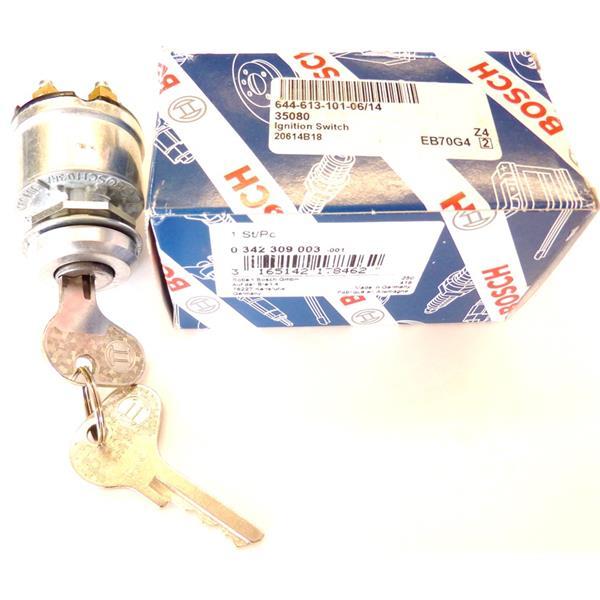 Zündschloß mit Schlüsseln alle 356