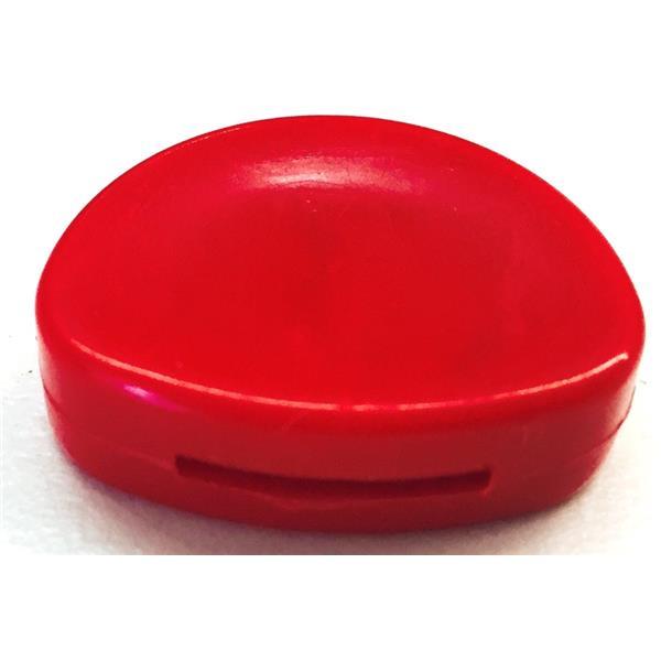 Knopf Heizungsregler rot 911/ 912 Bj. 65 - 85, 914 Bj. 70 - 76