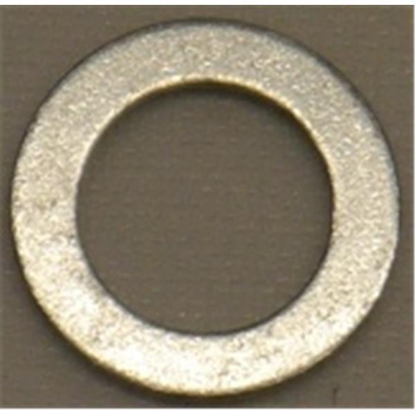 Aluminiumring (PE 100 Stck.) Dichtring Bolzen Gleitschiene