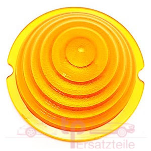 Blinkerglas (Plastik) vorne orange 190 SL, Typ 121, bis Bj 1958, bis Fg-Nr. 8501804 + 300 SL W 198