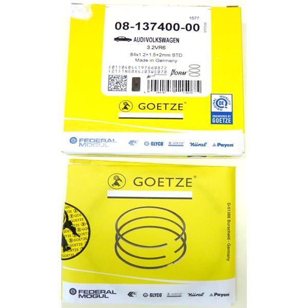 Kolbenringsatz Cayenne 3,2 Bj. 10/2003 GOETZE 08-137400-00