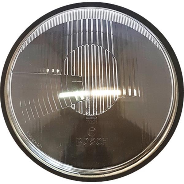 Bosch-Scheinwerferglas asymmetrisch H1 356 RHD (Beleuchtung)
