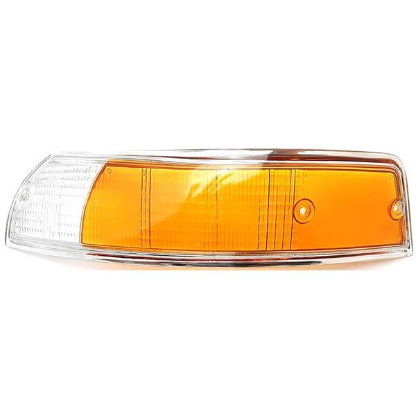 Blinkerglas vorne links EU Version Rand silber 911 Bj. 69 - 73