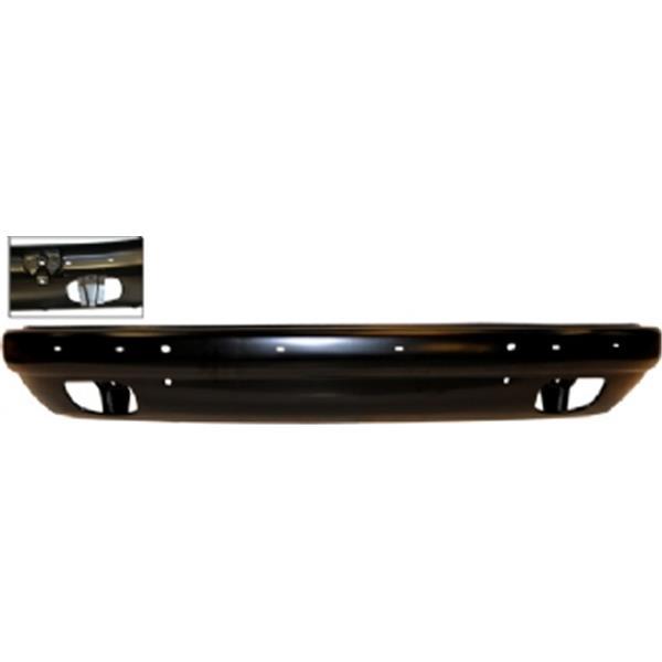 Stoßstange vorne mit Aussparung für Nebelscheinwerfer 911 Bj. 69 - 73