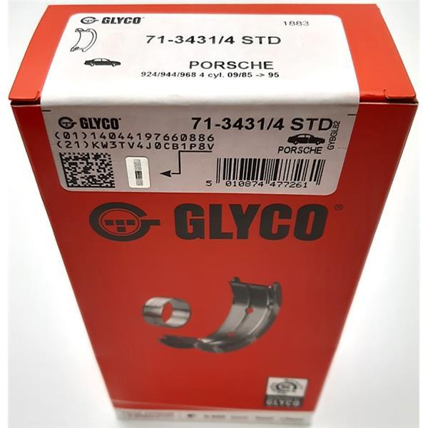 Pleuellagersatz Standard 944 4 Zylinder GLYCO