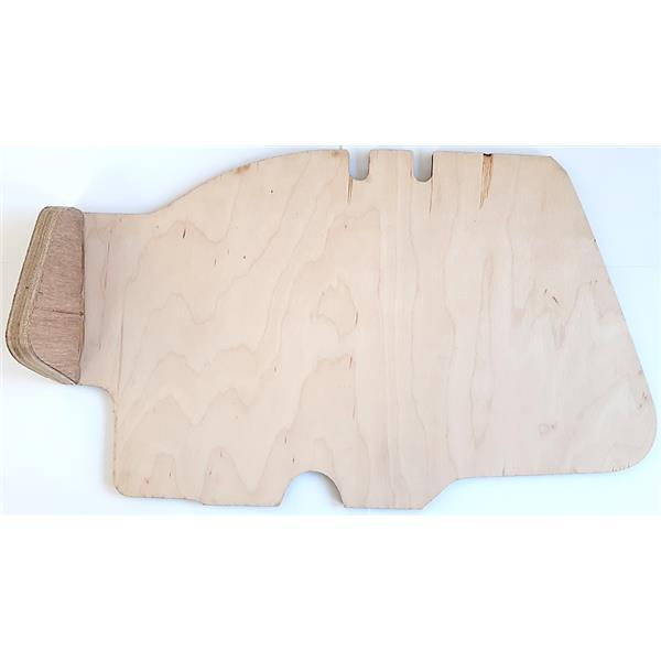 Boden-/Fußbrett Holz für Targa rechts Bj. 65 - 73
