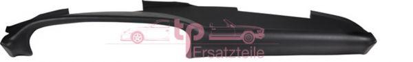 Armaturenbrett 911 Bj. 74 - 75 schwarz ohne Lautsprecherausschnitt und ohne Lüfterschlitz