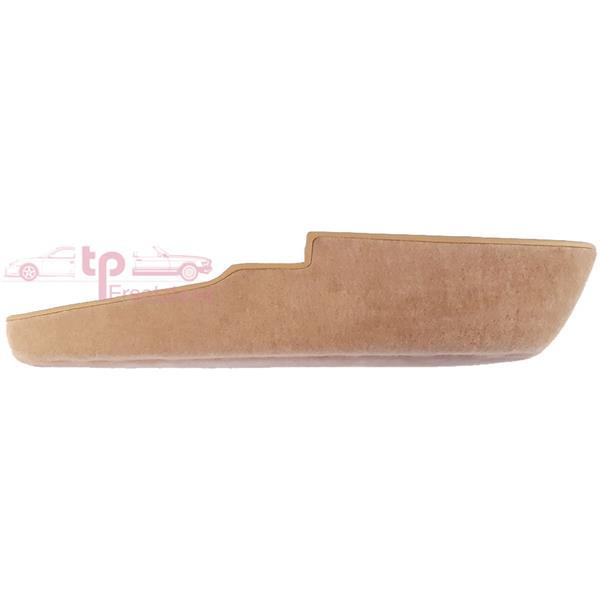 Türtasche rechts mit Teppich beige 911 Bj. 77 - 93