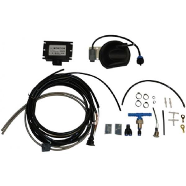 Klappensteuerung für Endtopfsatz Sportversion Edelstahl 996 Supersound - wird direkt vom Hersteller
