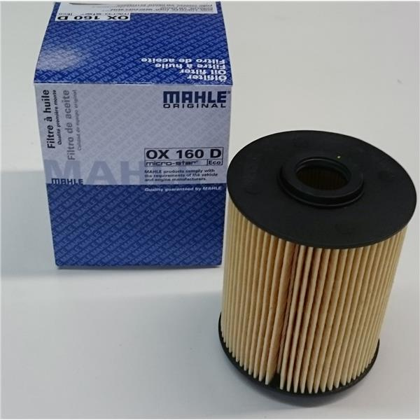 Ölfilter 3,2 Cayenne - OX 160 D Mahle