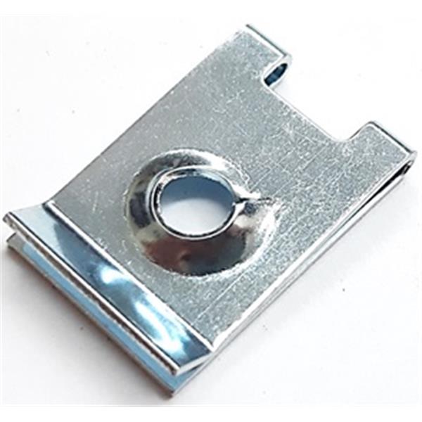 Blechmutter für Kotflügel Durchmesser 6,3 mm