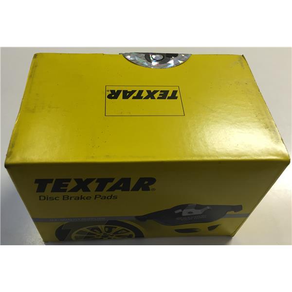 Bremsbelag 2087708 TEXTAR T400 - 964 vorne