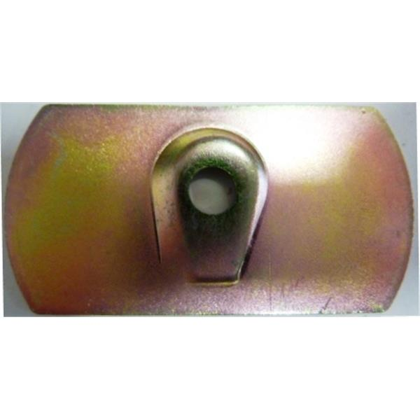 Metallplatte für Konsole (Art. 356 284-03) 356 B / C