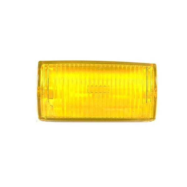 Nebelscheinwerferglas gelb BOSCH links oder rechts Typ SL 107