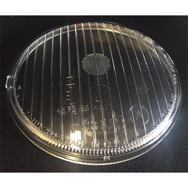 HELLA - Glas für Zusatz-Fernlichtscheinwerfer 125 Ø 911 Bj. 65 - 77 (Beleuchtung)