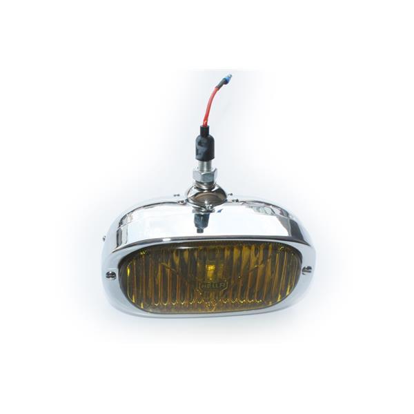 Nebelscheinwerfer Original HELLA gelb rechts oder links 911 Bj. 65-68 (ab Bj. 69 wird Halter benötig
