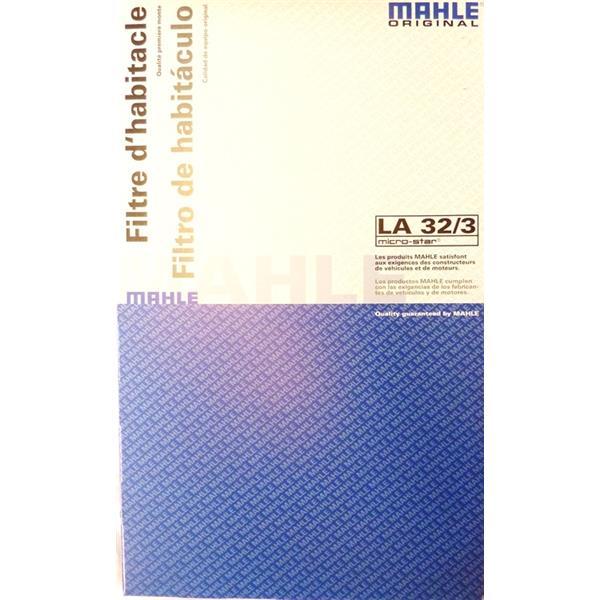 Innenluftfilter 3,4 Ca. ab 6/97 + Boxster LA32/2