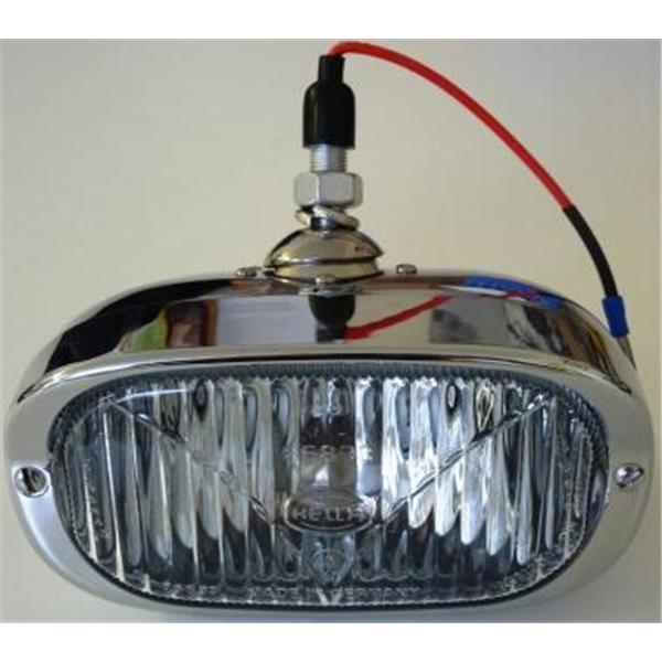 Nebelscheinwerfer Original HELLA weiß rechts oder links 911 Bj. 65- 68 (ab Bj. 69 wird Halter benöti