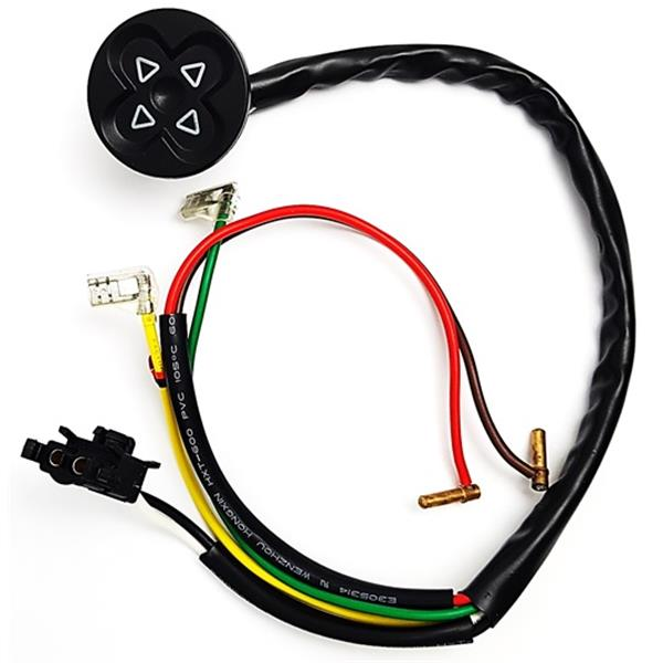 Schalter vorne für elektrische Sitzverstellung 911 Bj. 8/83 - 89, 964, 993
