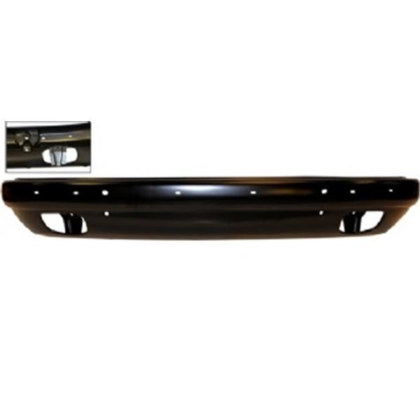 Stoßstange vorne mit Aussparung für Nebelscheinwerfer 911 Bj. 63 - 68