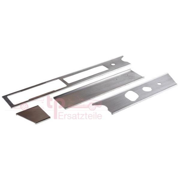 Aufnahmerahmensatz für Schalttafel 911 Bj. 69-73